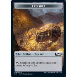 Treasure Token 015 - M21