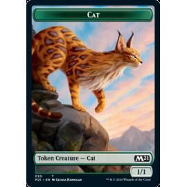 Cat 1/1 Token 020 - M21