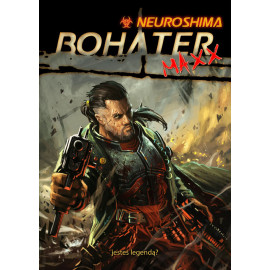 Neuroshima RPG - Bohater Maxx