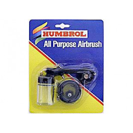 Pistolet natryskowy - Aerograf (Humbrol aAG5107)