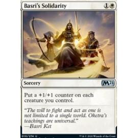 Basri's Solidarity