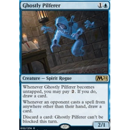 Ghostly Pilferer