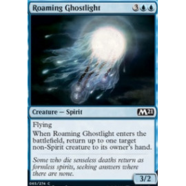 Roaming Ghostlight