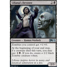 Liliana's Devotee