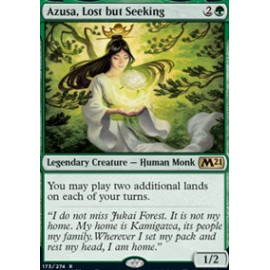 Azusa, Lost but Seeking
