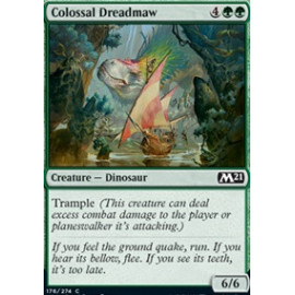 Colossal Dreadmaw