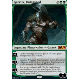 Garruk, Unleashed