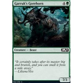 Garruk's Gorehorn