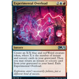 Experimental Overload