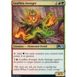 Leafkin Avenger