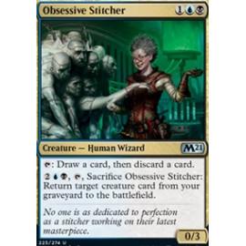 Obsessive Stitcher
