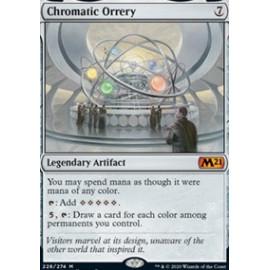 Chromatic Orrery