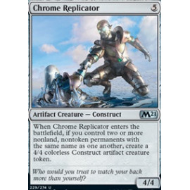 Chrome Replicator