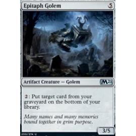 Epitaph Golem
