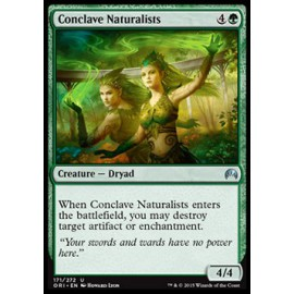 Conclave Naturalists