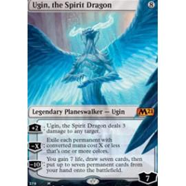 Ugin, the Spirit Dragon (Extras V.1)