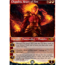 Chandra, Heart of Fire (Extras V.2)
