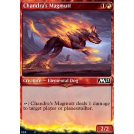 Chandra's Magmutt (Extras V.1)