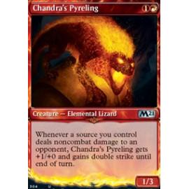Chandra's Pyreling (Extras V.1)