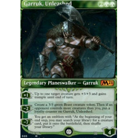 Garruk, Unleashed (Extras V.2)