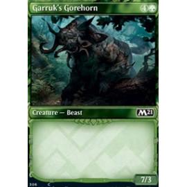 Garruk's Gorehorn (Extras V.1)