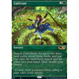 Cultivate (Extras V.1)
