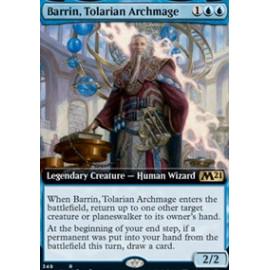 Barrin, Tolarian Archmage (Extras V.1)