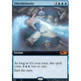 Discontinuity (Extras V.1)