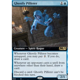 Ghostly Pilferer (Extras V.1)