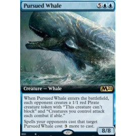 Pursued Whale (Extras V.1)