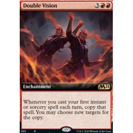 Double Vision (Extras V.1)