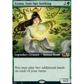 Azusa, Lost but Seeking (Extras V.1)