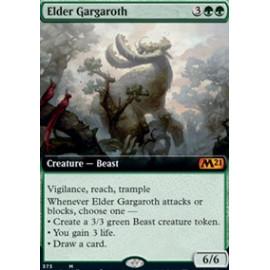 Elder Gargaroth (Extras V.1)
