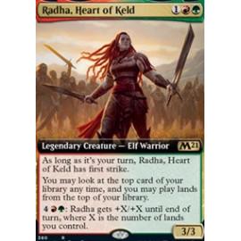 Radha, Heart of Keld (Extras V.1)