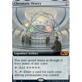 Chromatic Orrery (Extras V.1)