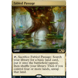 Fabled Passage (Extras V.1)