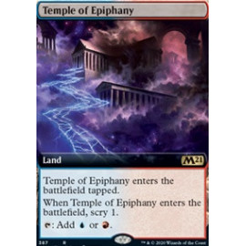 Temple of Epiphany (Extras V.1)