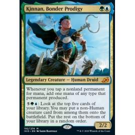 Kinnan, Bonder Prodigy (Extras V1)