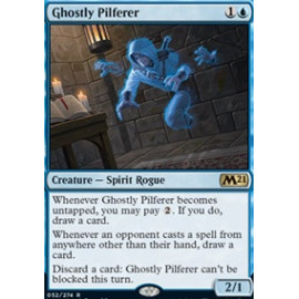 Ghostly Pilferer FOIL