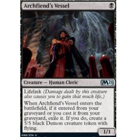 Archfiend's Vessel FOIL