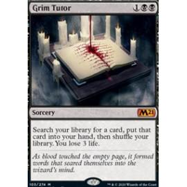 Grim Tutor FOIL