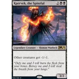 Kaervek, the Spiteful FOIL