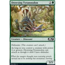 Drowsing Tyrannodon FOIL