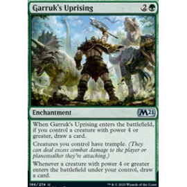 Garruk's Uprising FOIL