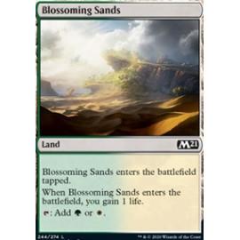 Blossoming Sands FOIL