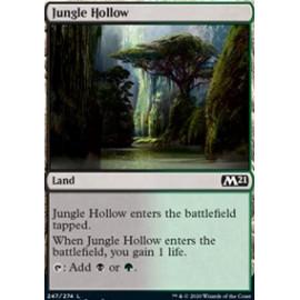 Jungle Hollow FOIL