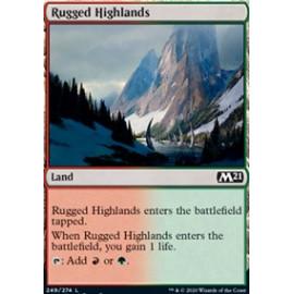 Rugged Highlands FOIL