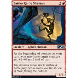 Battle-Rattle Shaman FOIL