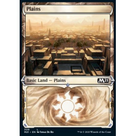 Plains M21 309 FOIL (Extras)