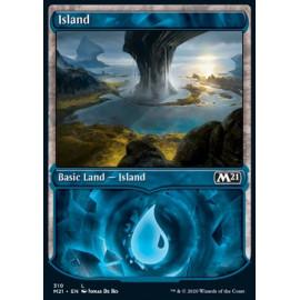 Island M21 310 (Extras)